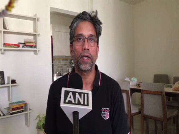 Delhi University Professor Hany Babu (file photo)