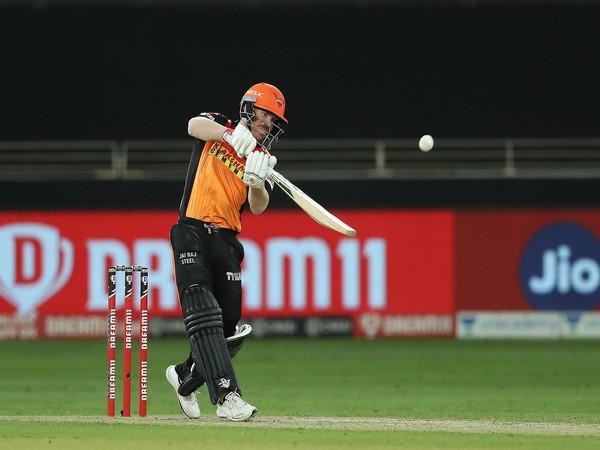 SunRisers Hyderabad skipper David Warner (Photo: BCCI/ IPL))