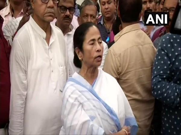 West Bengal Chief Minister Mamata Baneree