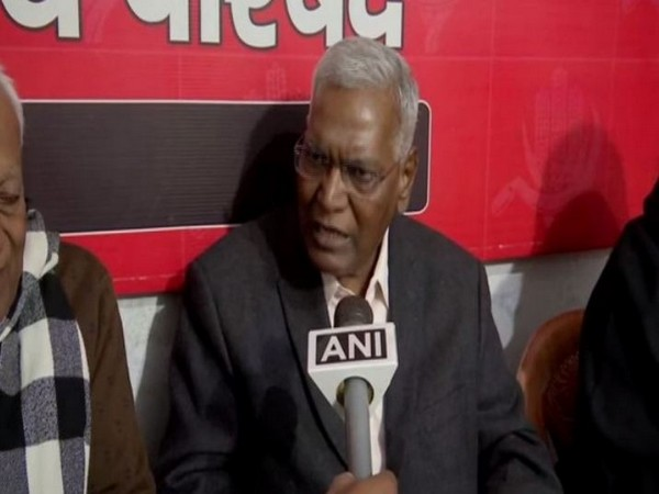 CPI leader D Raja (File Photo)
