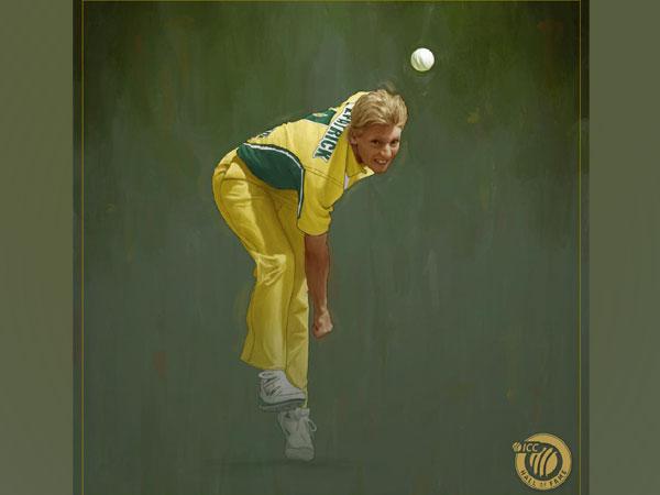 Former Australia fast bowler Cathryn Fitzpatrick (Photo/ICC Twitter)