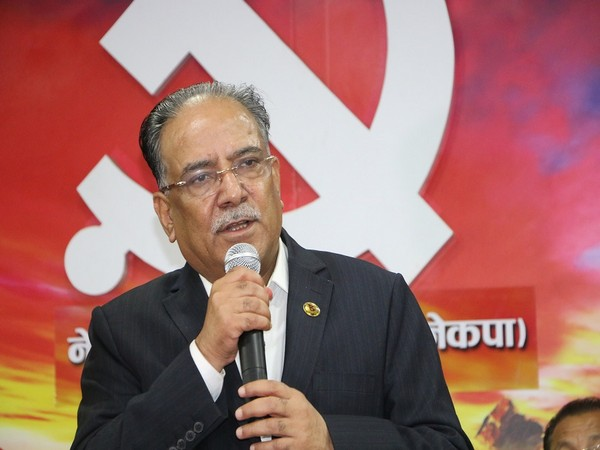 Nepal Communist Party co-chair Pushpa Kamal Dahal (File Photo)