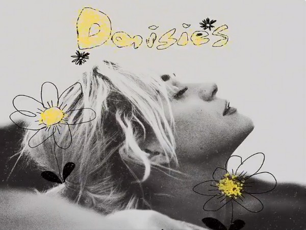 Poster of 'Daisies' acoustic cover featuring singer Katy Perry (Image source: Twitter)