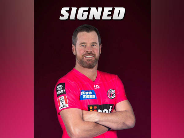 Australia all-rounder Dan Christian (Photo/Sydney Sixers Twitter)