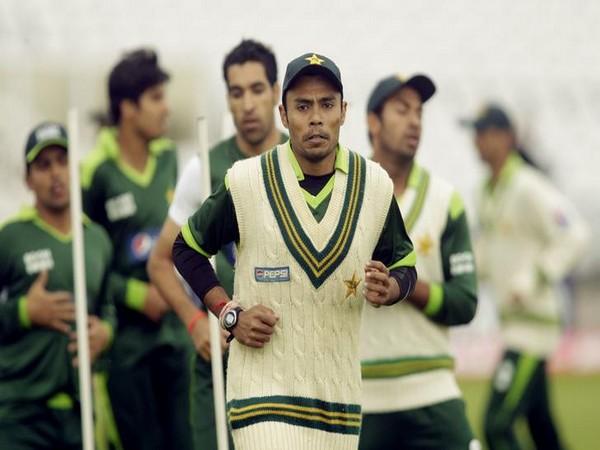 Pakistani cricketer Danish Kaneria