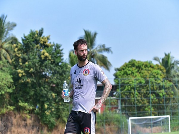 Scottish defender Danny Fox (Image: SC East Bengal)