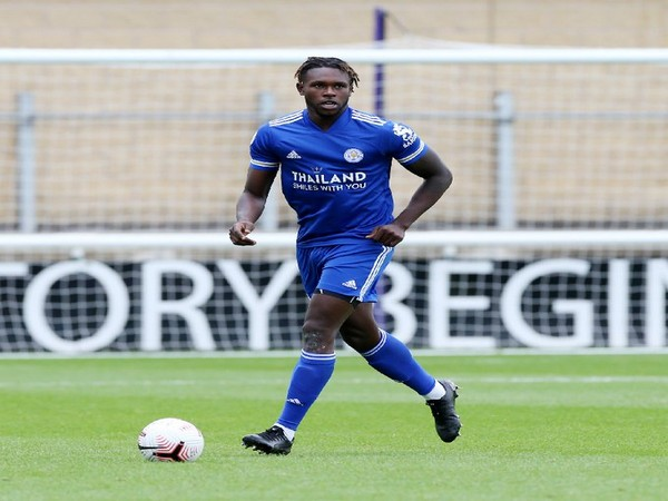 Darnell Johnson (Photo/Leicester City Twitter)