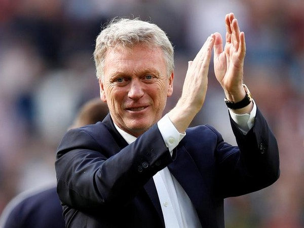 West Ham United manager David Moyes.