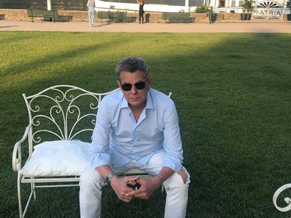 David Foster (Image courtesy: Instagram)