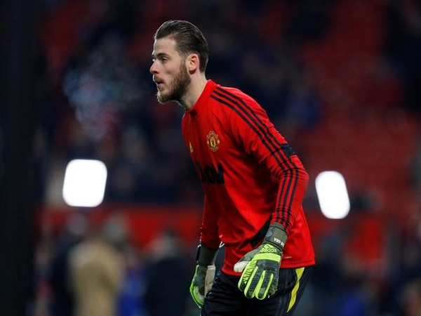 Manchester United goalkeeper David de Gea (File photo)