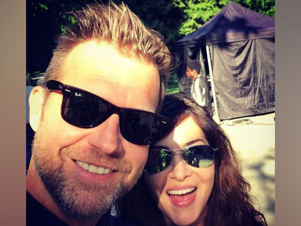 David Leitch and Kelly McCormick (Image Courtesy: Instagram)