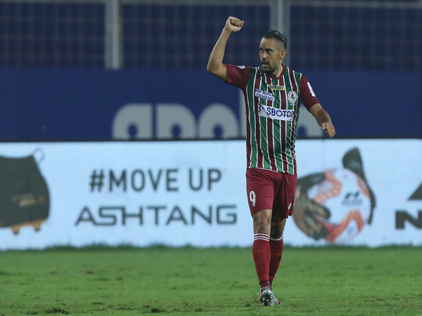 ATK Mohun Bagan striker David Williams (Photo/ ISL)