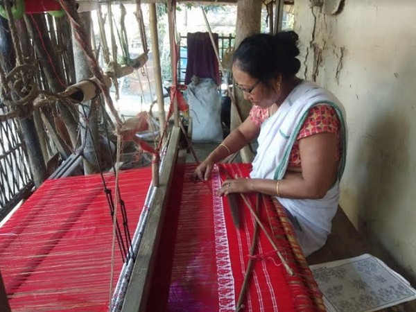 Davinta's customers most of whom are rural women in India use its tailor-made financial products and its micro markets to create and sell products for sustainable livelihoods