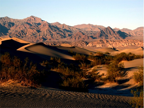 Death Valley National Park (File photo)