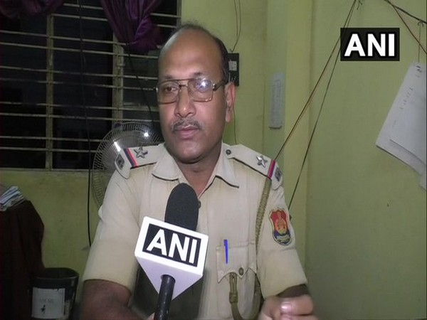 KR Deb, officer-in-charge, Battala police outpost while speaking to ANI