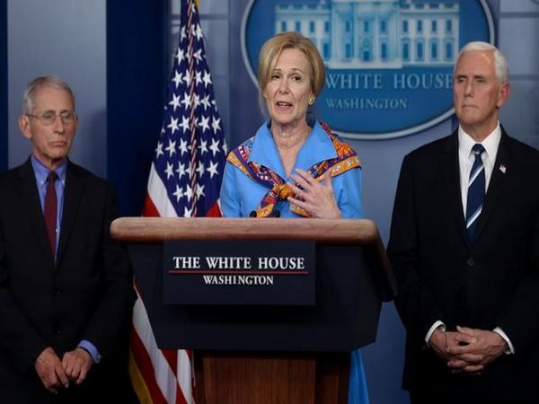 White House COVID-19 Response Coordinator Deborah Birx