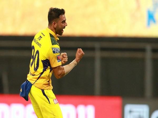 CSK pacer Deepak Chahar (Photo/ iplt20.com)
