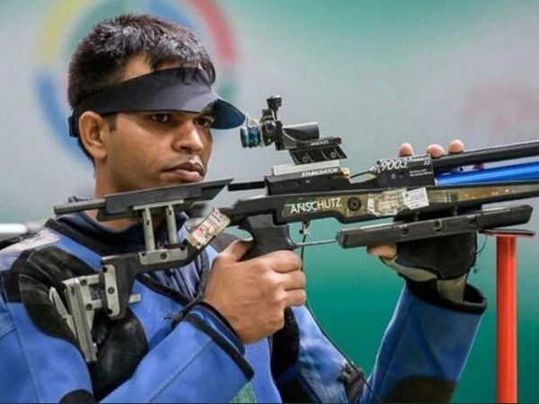 Deepak Kumar (Photo/ SAIMedia Twitter)