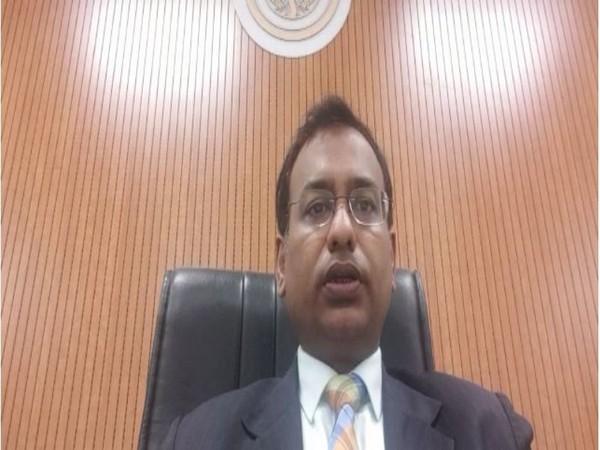 Varanasi Divisional Commissioner Deepak Aggarwal