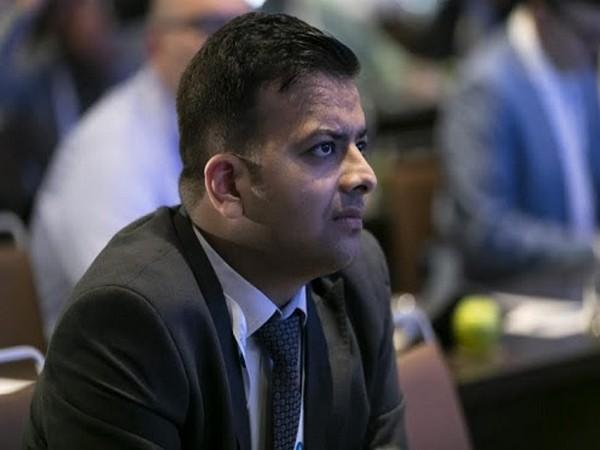 Deepak Ojha, Managing Director of Waldies Compound Ltd.