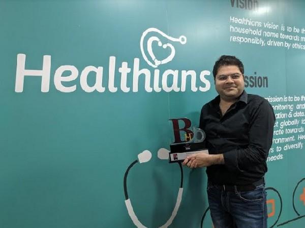Deepak Sahni, Founder, and CEO, Healthians