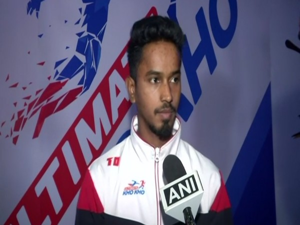 Kho Kho player Deepak Madhav
