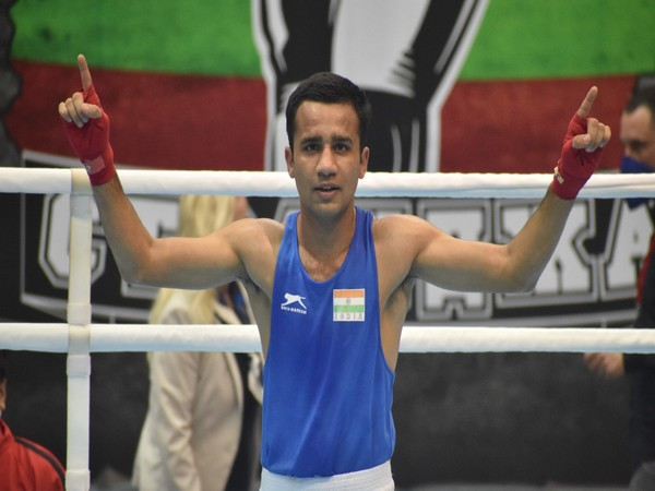 Indian boxer Deepak Kumar (file image)