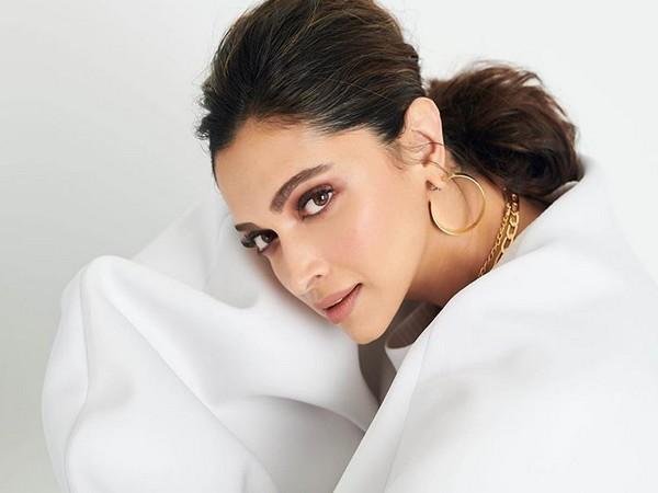 Actor Deepika Padukone