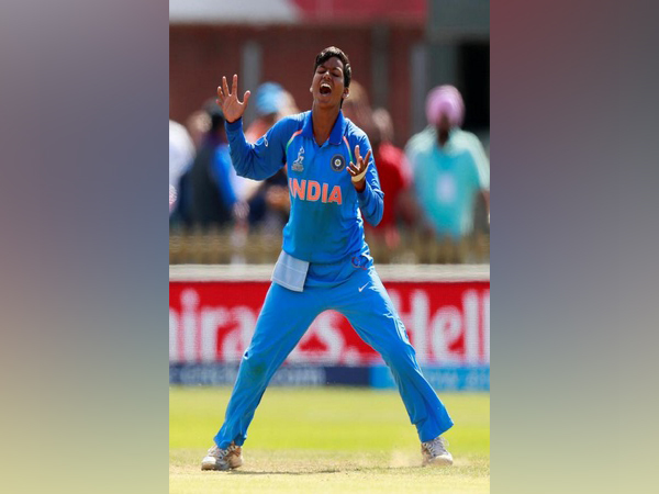 Women's all-rounder Deepti Sharma (file image)