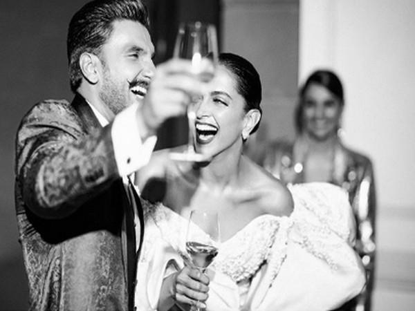 Star couple Ranveer Singh and Deepika Padukone (Image Source: Instagram)
