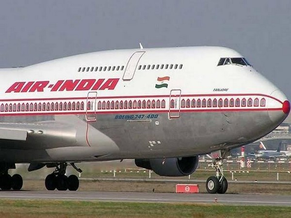 File photo of an Air India plane used for ferrying VVIPs.