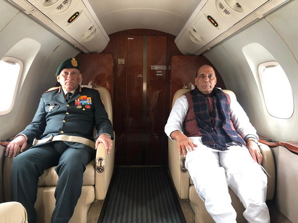 Defence Minister Rajnath Singh and CDS General Bipin Rawat will take part in a rally in Jaipur on Veterans Day.