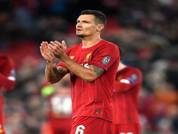 Croatian defender Dejan Lovren (Photo/Liverpool Twitter)