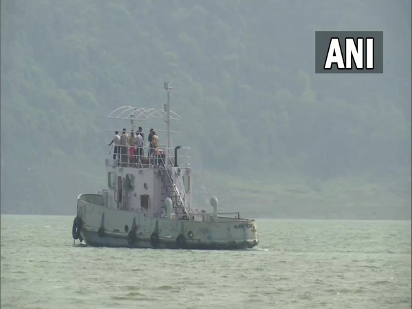 Specialised forces and divers are engaged in the search and rescue operation of two pilots (Photo/ANI)