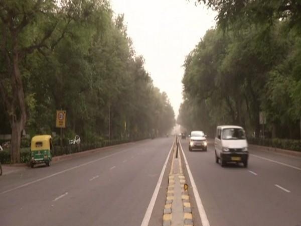 Visuals from Tilak lane, New Delhi