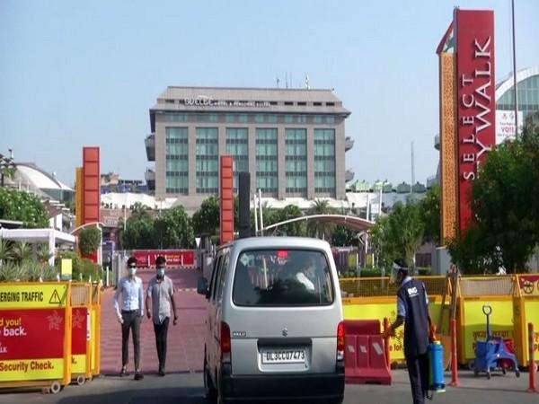 Select City Mall, New Delhi. (File photo)
