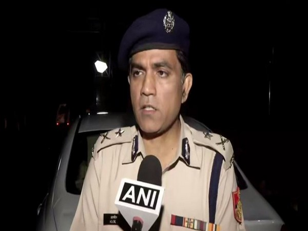 Joint Commissioner of Delhi Police Alok Kumar talking to ANI on Friday.