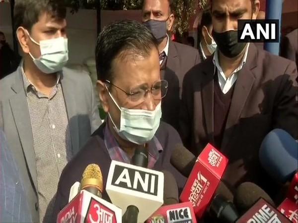 Delhi Chief Minister Arvind Kejriwal (Photo ANI)