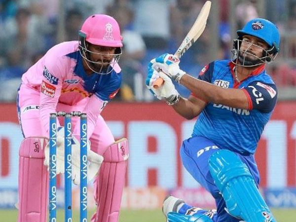 Delhi Capitals defeated Rajasthan Royals by five wickets here on Saturday. (Photo/ Delhi Capitals Twitter)