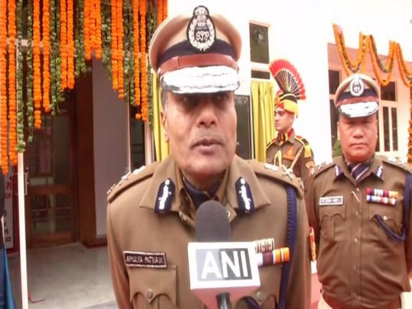 Delhi Commissioner of Police Amulya Patnaik, speaking to ANI on Friday