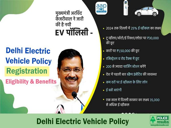 Delhi has a target of 25 per cent EVs for all new vehicle registrations by 2024