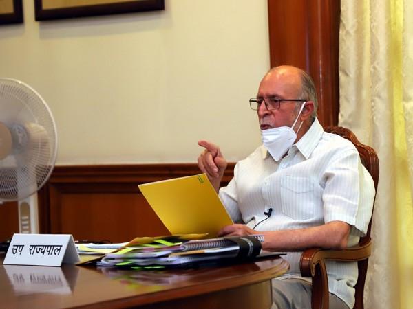 Delhi Lieutenant Governor Anil Baijal (File Photo)
