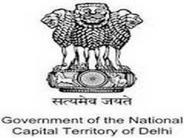 Delhi government logo