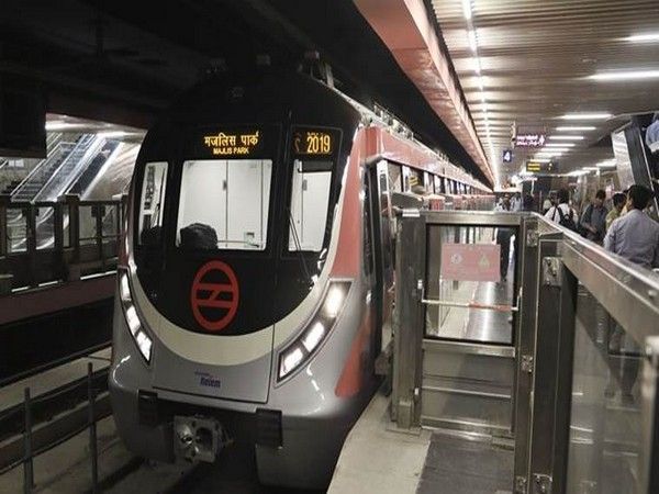 Delhi Metro (file photo:ANI)