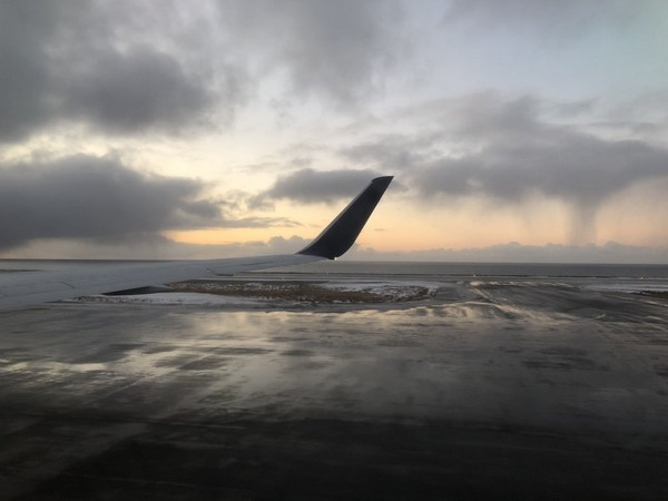 Delta flight makes emergency landing on remote Alaskan island (CREDITS: TWITTER)