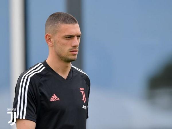 Juventus' Merih Demiral