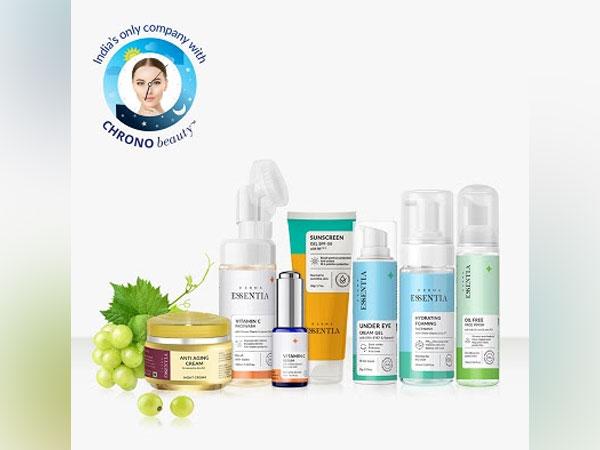 Derma Essentia Products Range