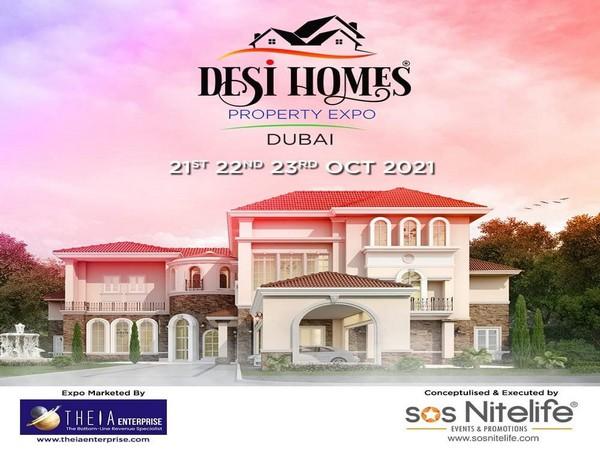 'Desi Homes - Property Expo 2021'