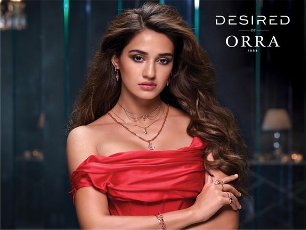 Disha Patani - Brand Ambassador of ORRA