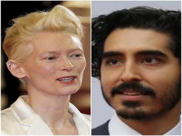 Tilda Swinton and Dev Patel